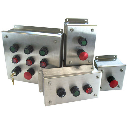 CSC Series Pushbutton Station Enclosures