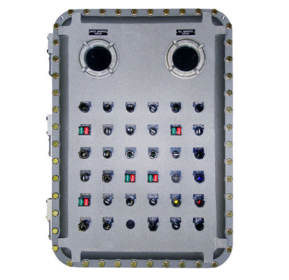 Explosion Proof Control Enclosures Xce Series