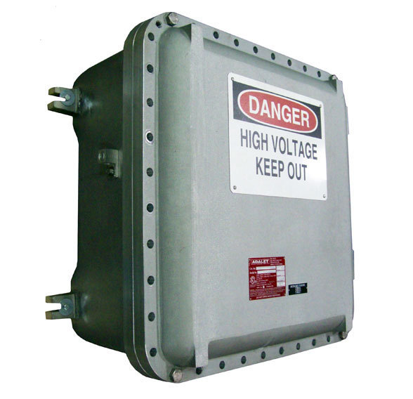 Flameproof High Voltage Enclosures - XHV Series