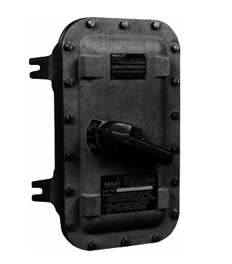 Explosionproof Circuit Breaker Enclosures