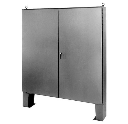 Floor Mount Double Door