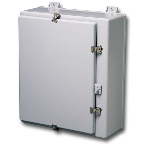 Large Control Series Fiberglass Enclosure