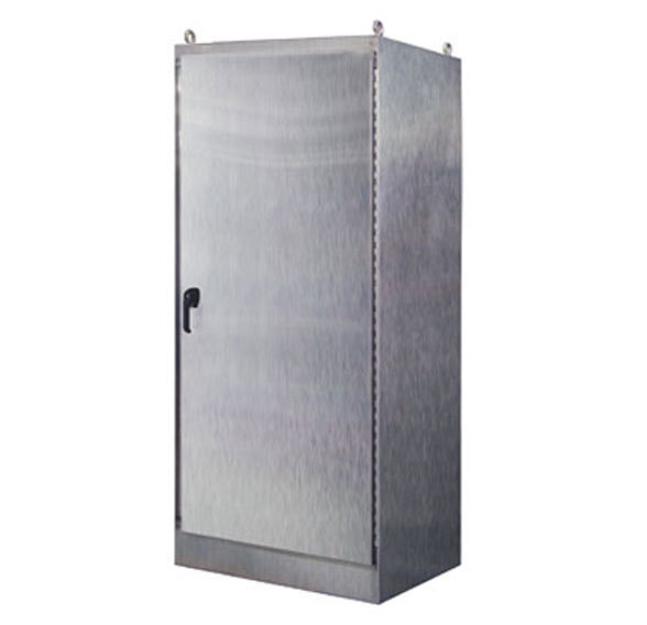 Free Standing Enclosure With Single Door