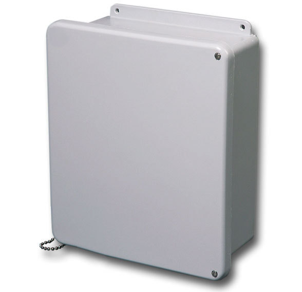 Hinged Screw Series Fiberglass Enclosure