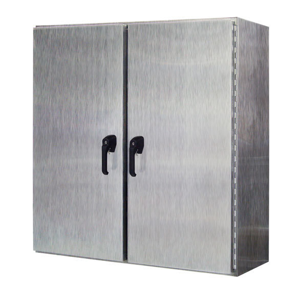 Wall Mounted Double Door Enclosures