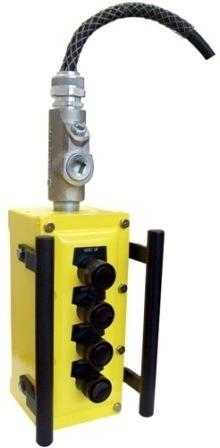 Pendant stations designed for crane lifting and handling pendant stations designed for crane lifting and handling applications in hazardous locations aloadofball Choice Image