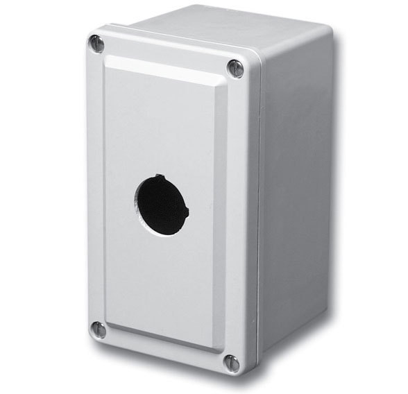 Pushbutton Series Fiberglass Enclosure